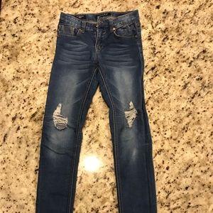 Vigoss The Thompson Skinny Jeans